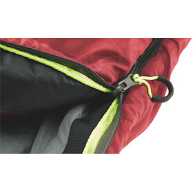 Outwell Campion Lux - Sacos de dormir - gris/rojo